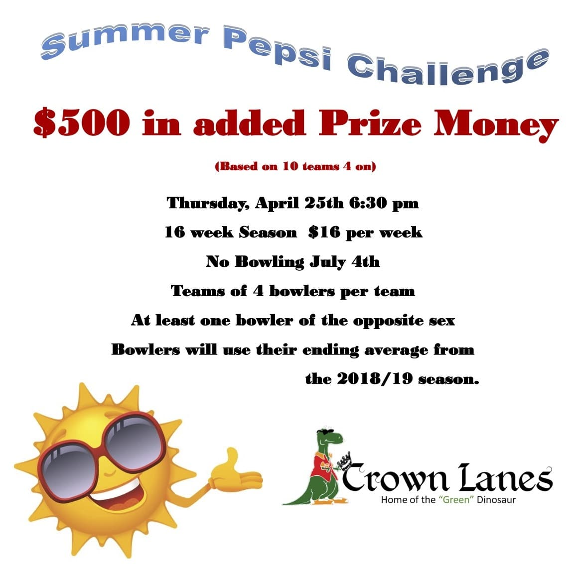 Summer Pepsi Challenge League