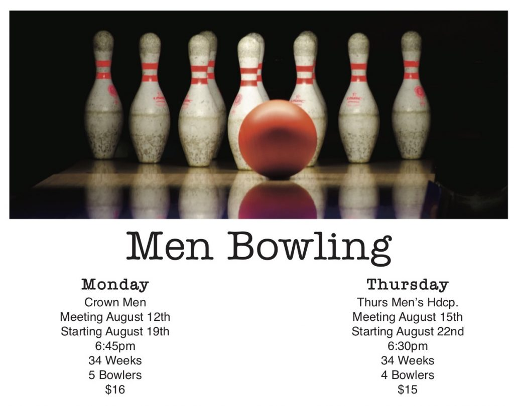 Men's Leagues