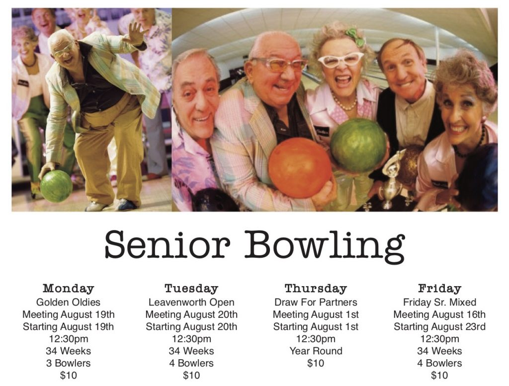Senior's Leagues